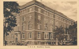 Image for Brantford Y.M.C.A. - 40 Queen Street