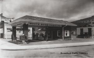 Image for Canadian Gas Company (Page's Gas Station) - 10-12 Dalhousie Street