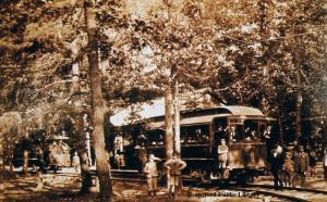 Image for Brantford Street Railway Co. - Mohawk Park