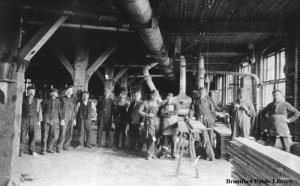 Image for Cockshutt Plow Company, Woodshop Employees