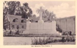 Image for Paris War Memorial