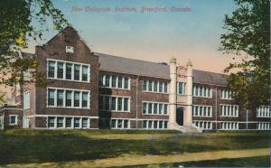 Image for Brantford Collegiate Institute and Vocational School - 120 Brant Avenue