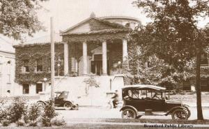 Image for Brantford Public Library (Carnegie Library) - 73 George Street