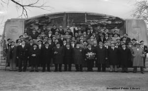 Image for 125th Battalion, C.E.F. Veterans Association, 50th Anniversary
