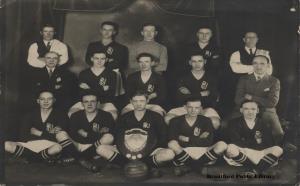 Image for Brantford United Football Club, circa 1930's