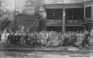 Image for 2nd Mile Seniors Club in Front of YWCA