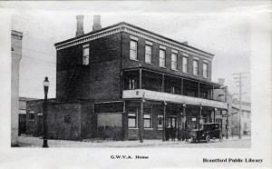 Image for Returned Soldiers Home - 20 Dalhousie Street